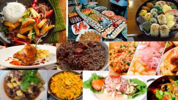 Los 10 países con las mejores comidas del mundo